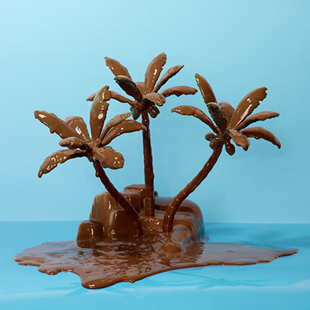 Schokoladenpalme